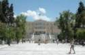 Syntagma square, Athens.